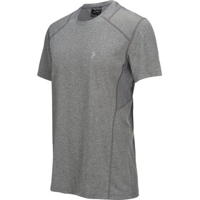 Peak Performance React - Camiseta manga corta Hombre - gris